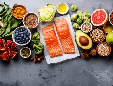 alimentation-equilibre-riche-acides-gras-essentiels